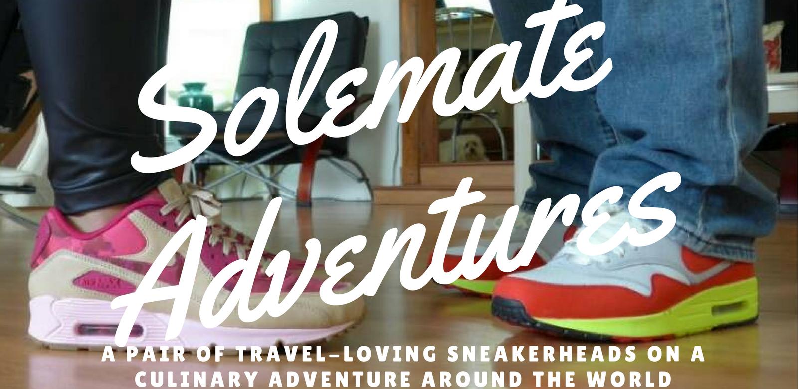 Solemate Adventures banner