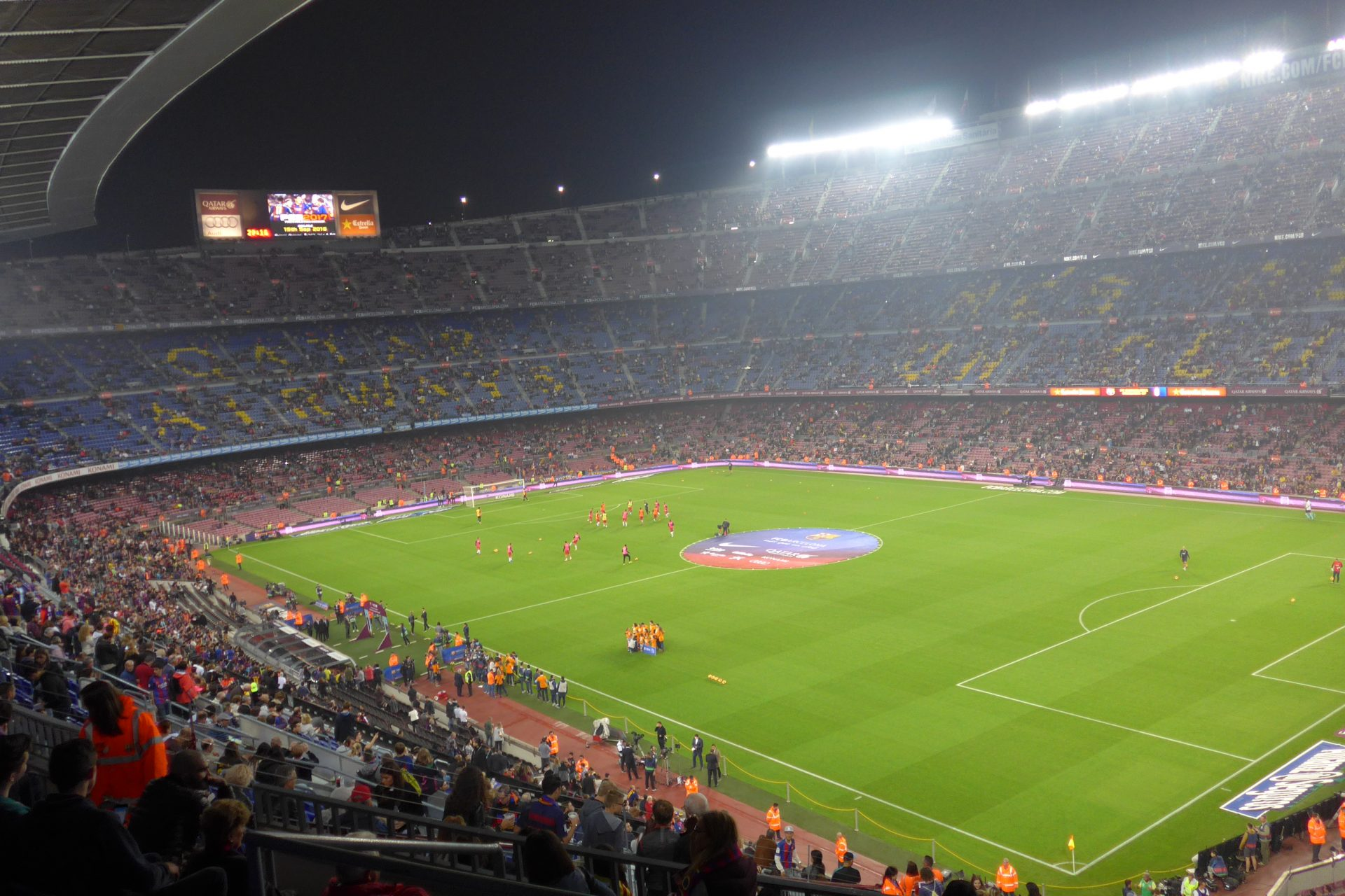 How to catch an infamous FC Barcelona game at the massive Camp Nou during your trip